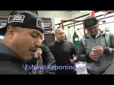 """Robert Garcia : """" 2016 will be Mikey's year!"""" EsNews Boxing"""
