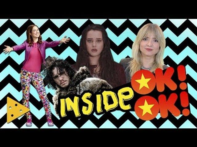 Inside OKOK: 13 Reasons Why, Sense8 e Game of Thrones