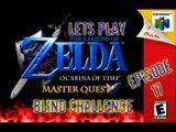Lets Play - The Legend of Zelda - Ocarina of Time Master Quest Blind Challenge - Episode 17 - Forest Temple Part 1
