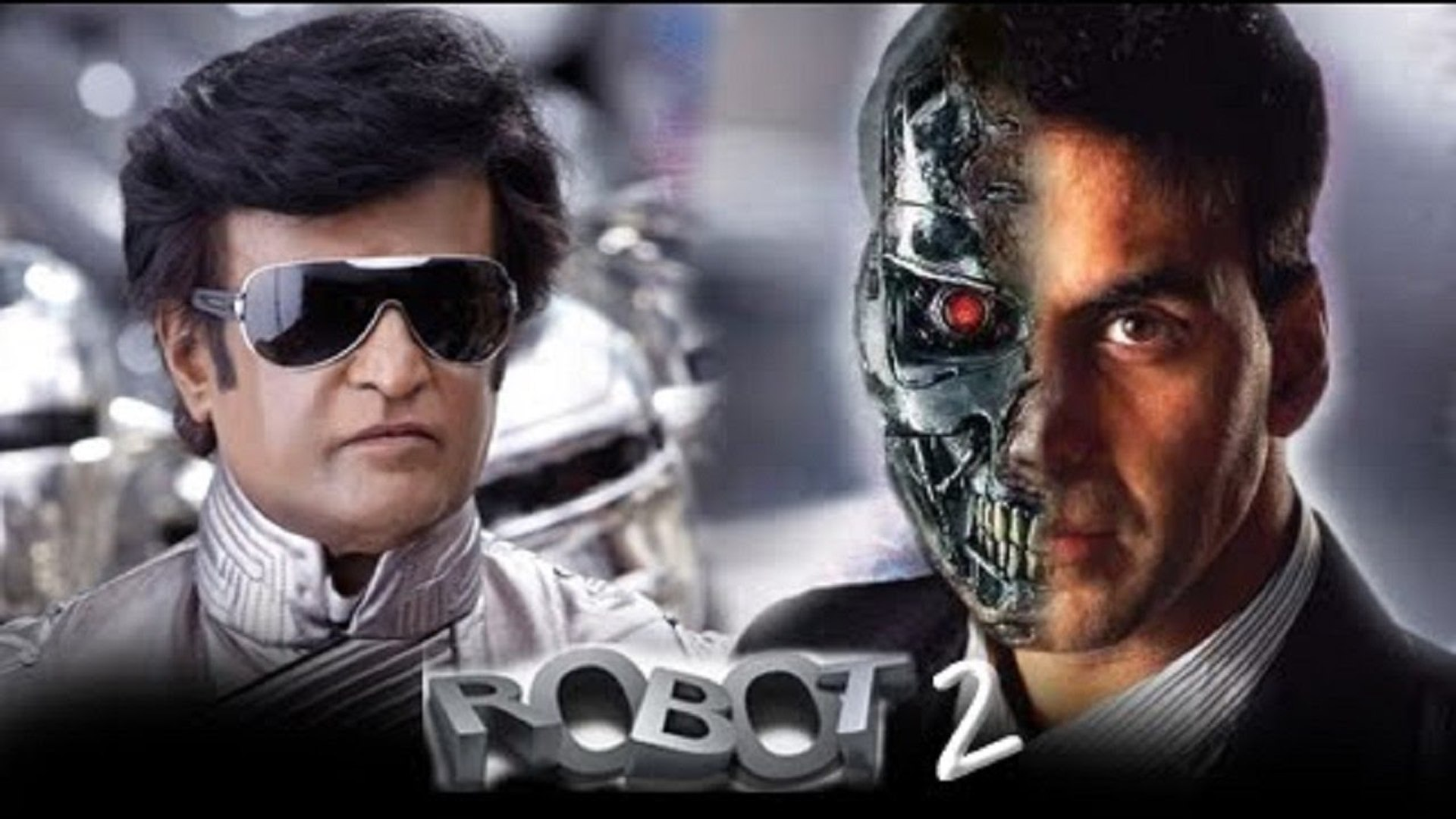 Robot 2 Trailer First Look | Rajnikanth New Movie Akshay Kumar | Indian New Movie Trailers Fanmade |