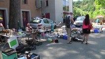 Alpes-de-Haute-Provence : Des acheteurs plutôt timides pour le vide-greniers de Malijai ce dimanche
