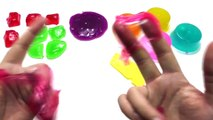 Learn Colors Slime Fun Video Learn Colors Baby Surprise Toys Kids Rhymes Video for Kids