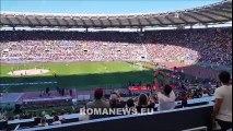 Totti Day, lettura delle formazioni: boato per il capitano
