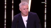 """Robin Campillo (Grand Prix): """"On n'est jamais aussi intelligents, aussi beaux, aussi forts qu'à plusieurs"""" - Festival de Cannes 2017"""