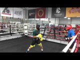 BOXING STARS SPARRING IN RIVERSIDE CA RGBA EsNews Boxing