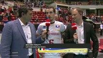 Volley - TQCM - Bleus : Toniutti «Le travail d'une équipe»