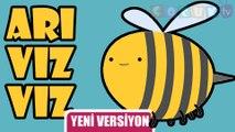 ARI VIZ VIZ VIZ ŞARKISI | En popüler çocuk şarkısı | Ali Babanın çiftliği | Kırmızı Balık #çocuk #bebek #şarkı