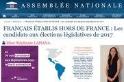 Législatives 2017 - Stéphanie Lahana candidate du Parti animaliste 2e circonscription des Français hors de France