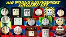 Et gros moteur amis la plus forte monde Thomas 47 trackmaster thomastoytrains