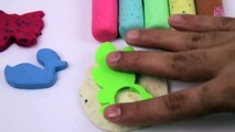 Learn Colours with Play Dows _ Colours for Children _ Kids Le