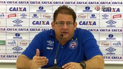 Guto Ferreira desconversa sobre sondagem do Inter depois de demissão de Zago
