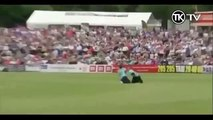 Worst Collisions - Accidents in Cricket - 2017