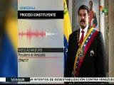 teleSUR Noticias. Mexico: Indígenas eligen su candidata presidencial.