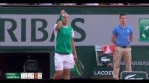 Zap Sport 29 mai : Lucas Pouille élimine Julien Benneteau dès le premier tour de Roland-Garros (vidéo)
