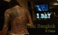 入れ墨とタイ,d1,バンコク!Thai night of Beauty girl,名古屋ホスト,タイ旅行