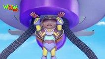 VIR VS Robocraft - Vir Mini Series - Vir The Robot Boy - Live in India