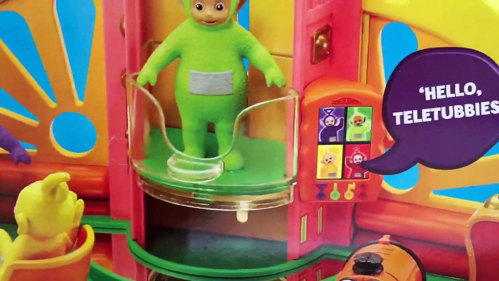 New Teletubbies Toys: Tubby Custard Ride and Superdome Playset - Available in the UK! #Spo