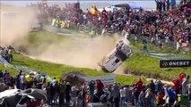 L'accident incroyable de Quentin Gilbert au Rallye du Portugal !