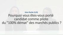 """""""100% démat"""" des marchés publics à Pontivy Communauté (1/4)"""