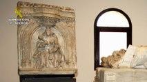 Recuperan valiosos relieves siglo  XV desaparecidos de la catedral de Alcalá de Henares en Guerra Civil
