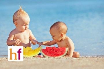 La importancia de la rutina para los bebés