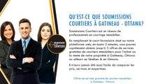Comparez 3 courtiers immobiliers à Gatineau - Ottawa : achat & vente de maison