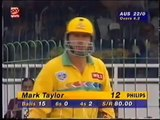 1996 Cricket World Cup Final Australia vs Sri Lanka part1