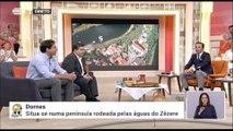 Dornes, aldeia pré-finalista às 7 Maravilhas de Portugal: Aldeias