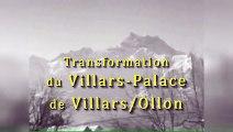 Le Villars Palace devient Club Méditerranée Villars 1969