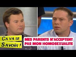 Mes parents n'acceptent pas mon homosexualité - Ça va se savoir !