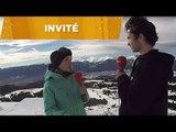 Dylan Florit face à Mathilde / Ski freestyle - freeride