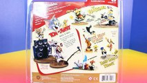Tom And Jerry Rock N Roll Hanna-Barbera Series 1 McDonalds Toy Tom And Jerry Play Guitar