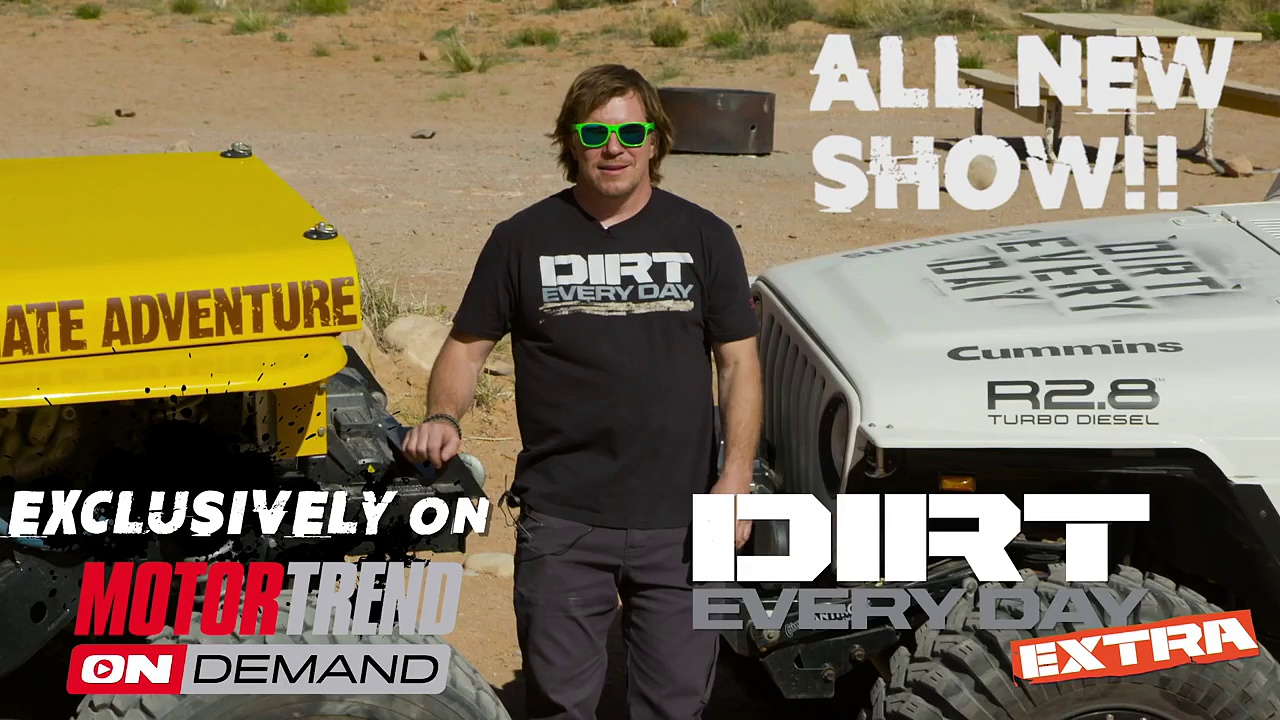 Jeep vs. Jeep – Dirt Every Day Ex