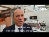 Guiseppe Lavazza, vice-président du groupe Lavazza