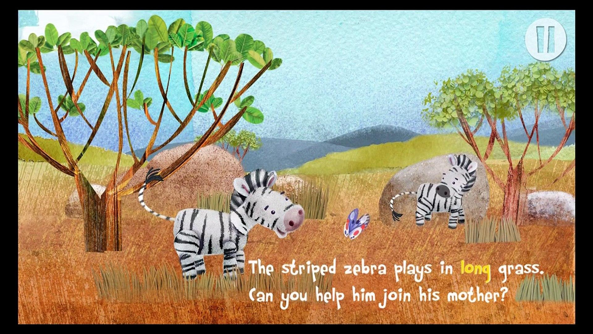 Goodnight Safari (Polk Street Press LLC) - Kids Activity App - Best Kids Game