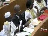 Assemblée Nationale mise en place des commissions   - Le Journal 20 H - 08 Août 2012