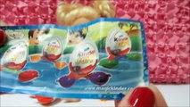 Vivant bébé et et n / A ouvrir les œufs multiples surprises boîte surprise des surprises ariel