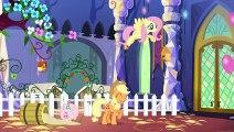 My Little Pony Sezon 5 Odcinek 3 - Nie ma to jak w domu