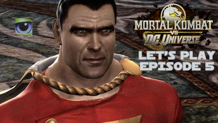 Let's Play Mortal Kombat vs. DC Universe (Xbox 360) - Episode 5