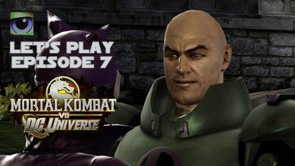 Let's Play Mortal Kombat vs. DC Universe (Xbox 360) - Episode 7