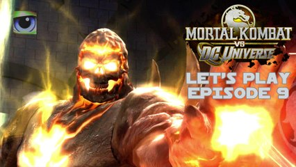 Let's Play Mortal Kombat vs. DC Universe (Xbox 360) - Episode 9