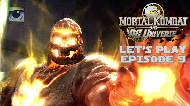 Let's Play Mortal Kombat vs. DC Universe (Xbox 360) - Episode 9