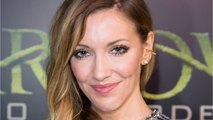 Katie Cassidy Wasn't Told She Was Returning To Arrow