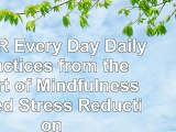 read  MBSR Every Day Daily Practices from the Heart of MindfulnessBased Stress Reduction c778dfcc