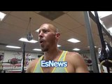 Trainer Talks Manny Pacquiao vs Hord and Miguel Cotto Fight  EsNews Boxing