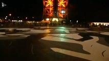 La nuit blanche des Parisiens sur le thème de l'amour au fil de la Seine-2Xvonk1yb7Q