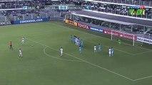 Gol do Santos 1 x 0 Sporting Cristal   David Braz   Copa Libertadores 23/05/2017