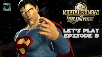 Let's Play Mortal Kombat vs. DC Universe (Xbox 360) - Episode 8