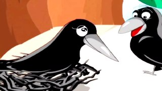The Crow And The Cobra | Kids Famous Story | Dailymotion Video Free Download