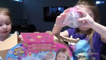 Shopkins Glitzi Globes Toy Review bywerwerkins Snow Globes at home!